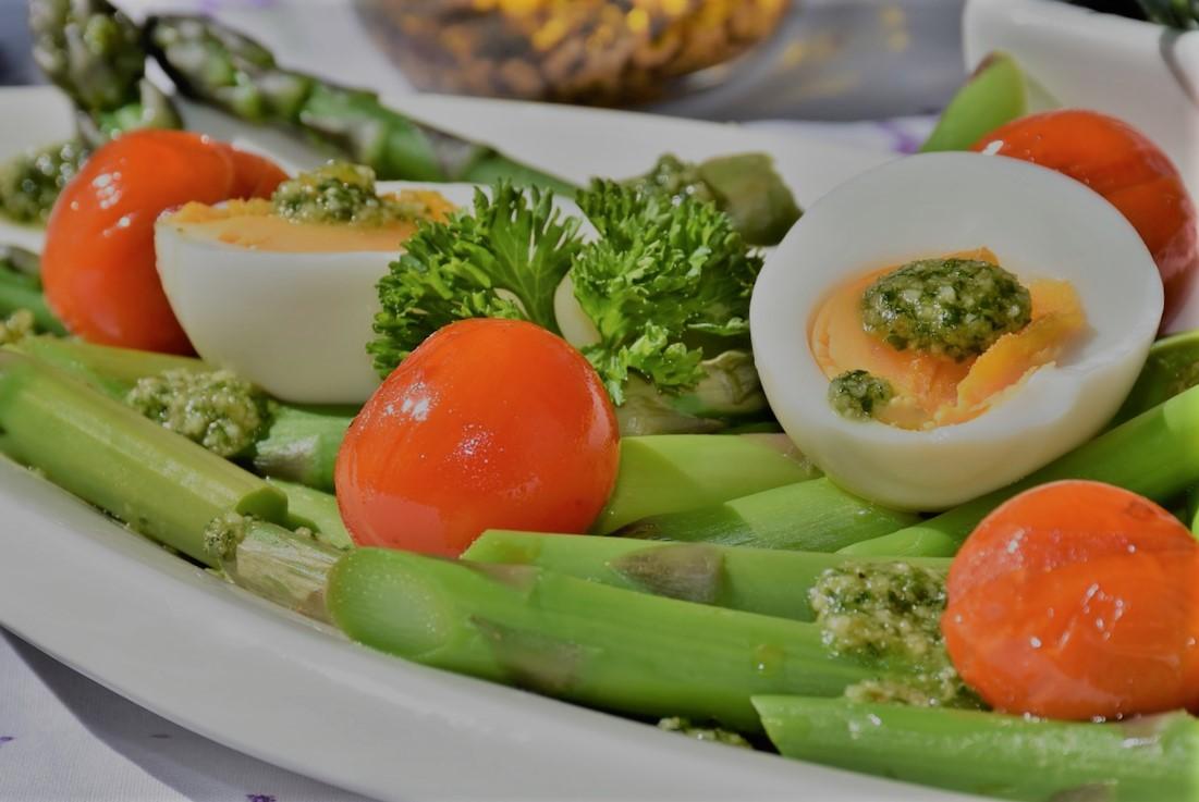 Manger des légumes pour la santé