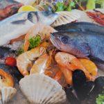 Les fruits de mer du Pub de Carqueiranne