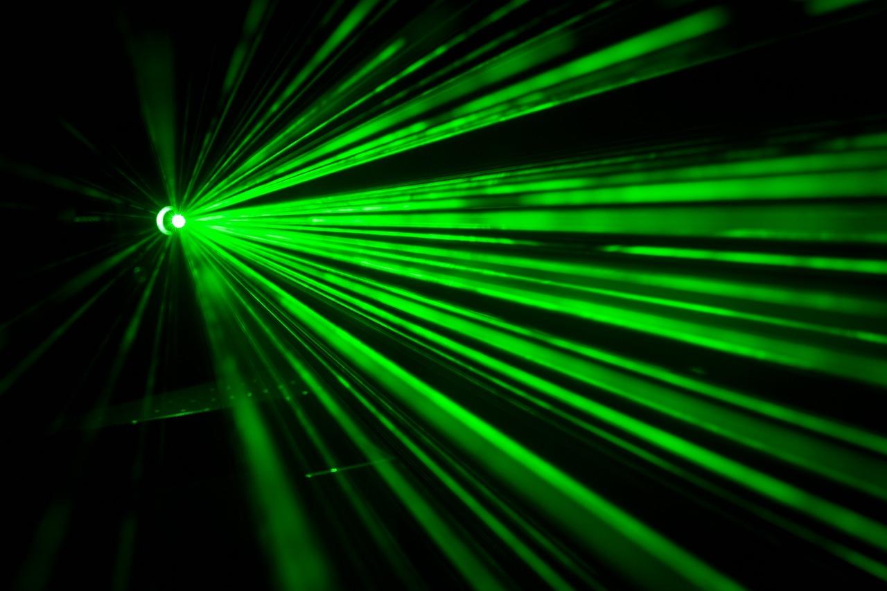 Jeux de laser